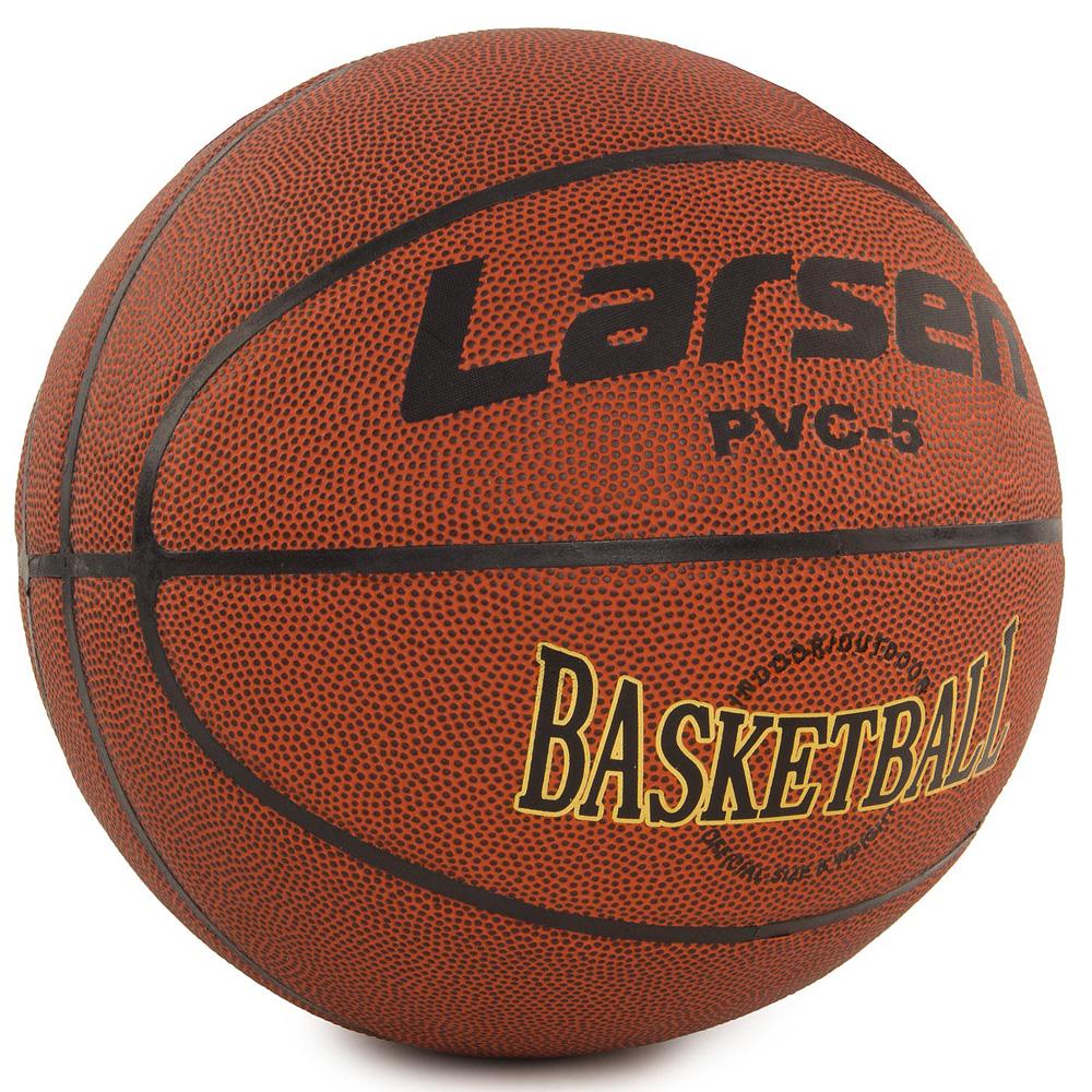 Мяч баскетбольный Larsen PVC5