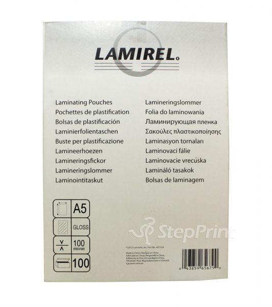Пленка Lamirel для ламинирования (LA-7876601)
