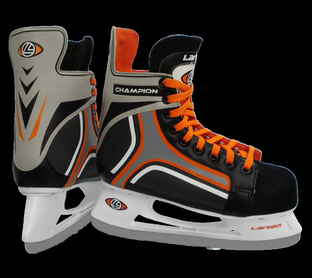 Коньки хоккейные Larsen Champion р44