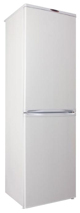 Don R-297 003 B, white - (холодильник, 365 л, компрессоров 1, камер 2, дверей 2. Хол-ник 225 л (разм. капельная система). Мор-ник 140 л (разм. ручное). ШГВ 57.4x61x200 см. Управление электромеханическое. Энергопотр-е 449 кВтч/год. белый / пластик/металл)