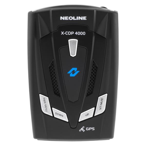 Neoline X-COP 4000 - Ultra-K, Ultra-X, режим Город: есть, режим Трасса: есть, отображение информации: светодиодный дисплей