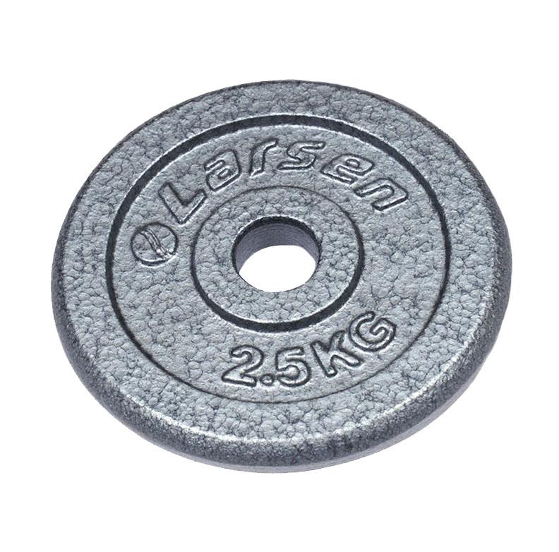 Larsen NT118, д 25,6 мм, 2,5 кг, grey