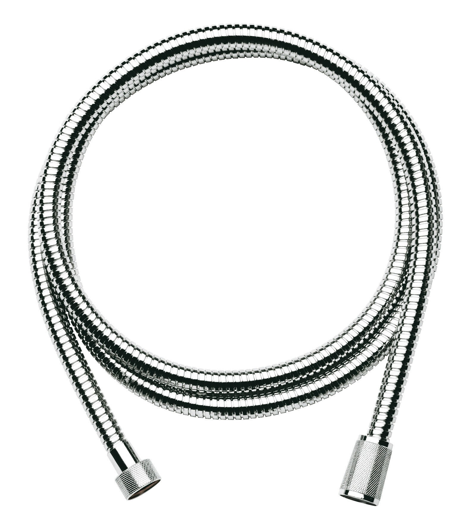 Grohe 28145000 Relexa усиленный (Longlife) 2000 мм, хром