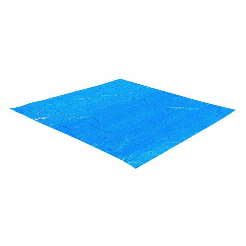 Подстилка-подложка Intex, light blue