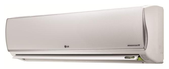 Сплит-система LG CS09AWK, white