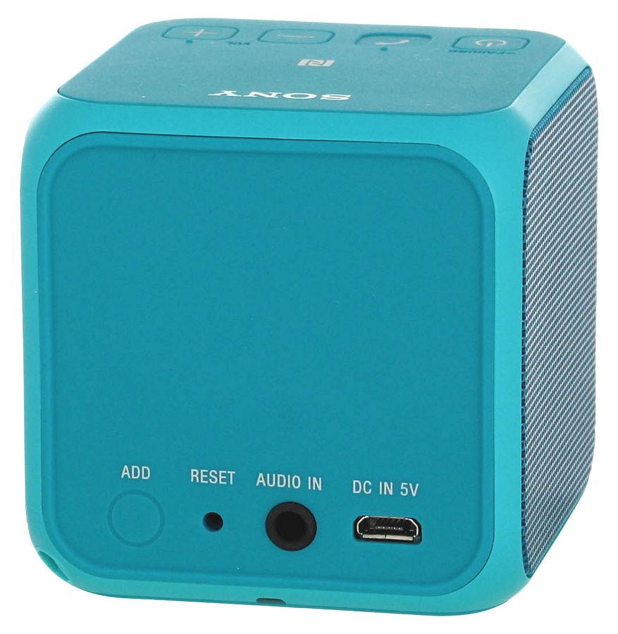 Портативная АС Sony SRS-X11 light blue SRS-X11/LC