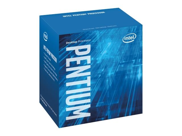 Процессор Intel Pentium G4500 Skylake (3500MHz, LGA1151, L3 3072Kb), BOX