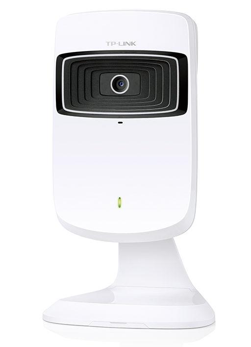 TP-LINK NC200 (Wi-Fi) - 1/4'', CMOS; сжатие MJPEG; FPS - до 25 кадр/с; события - движение; уведомления - e-mail, FTP; Zoom - x4; Аудиосвязь