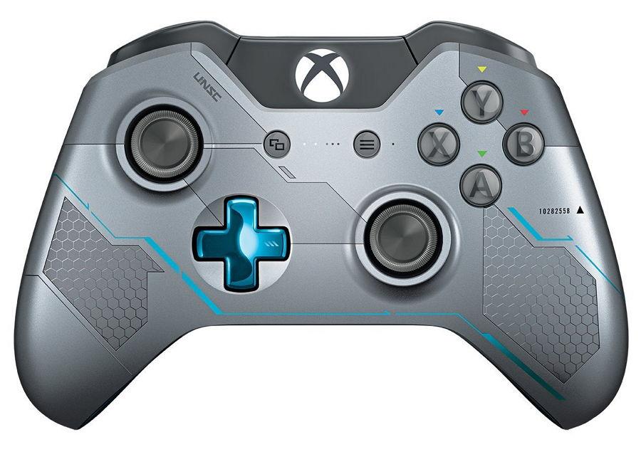 ������� Microsoft Xbox One Wireless Controller, Halo 5 Guardians. Spartan Locke GK4-00007
