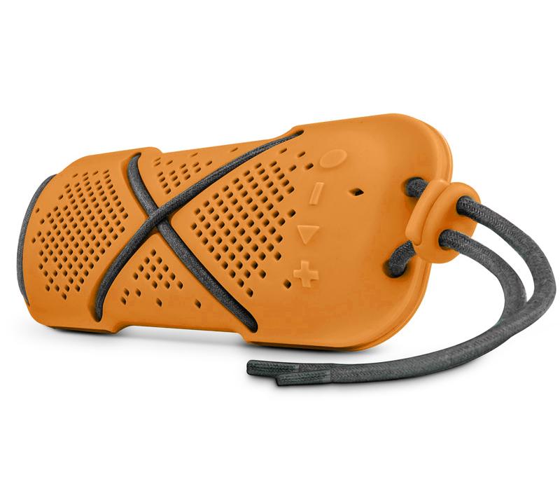 Портативная АС Microlab D22 orange