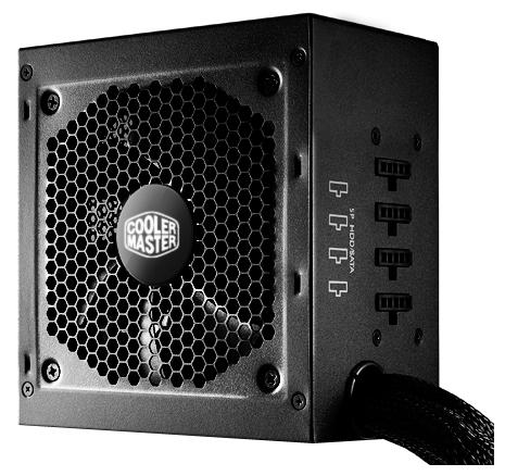 Блок питания Cooler Master G750M 750W (RS-750-AMAAB1-EU) RS750-AMAAB1-EU