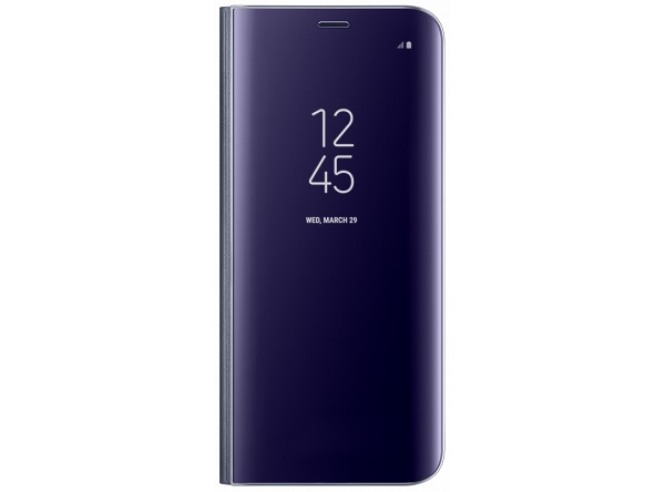 Samsung для Galaxy S8 Clear View Standing Cover (EF-ZG950CVEGRU) purple