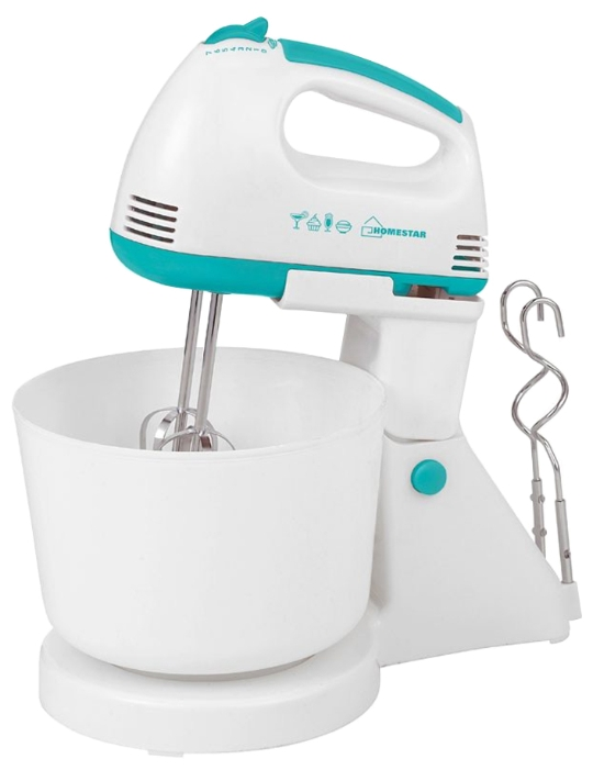 ������ Homestar HS-2006, white with turquoise
