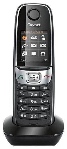 Радиотелефон Gigaset C620H S30852-H2453-S301