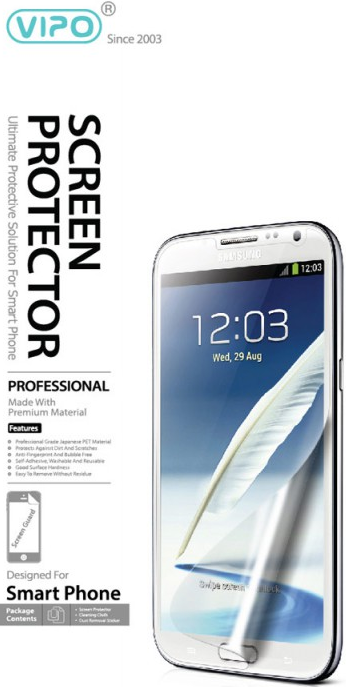 �������� ������ Vipo ��� Galaxy Note II clear