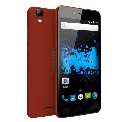 Смартфон Highscreen Easy L 1/8Gb, red