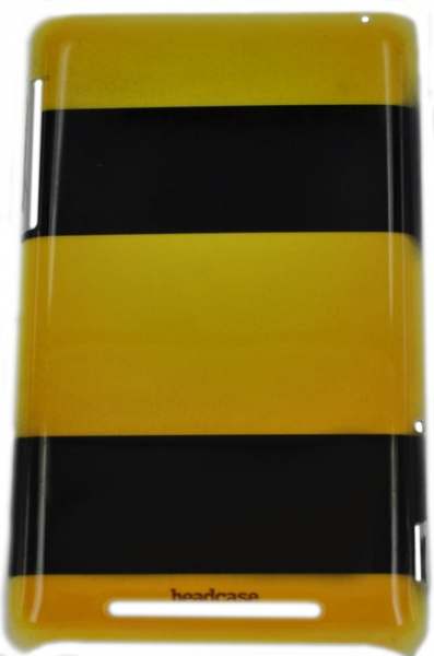 "E-cell Bumblebee pattern design glossy для ASUS - (для LG K430ds/K410 K10 LTE/K10; 7""; пластик, резинка)"