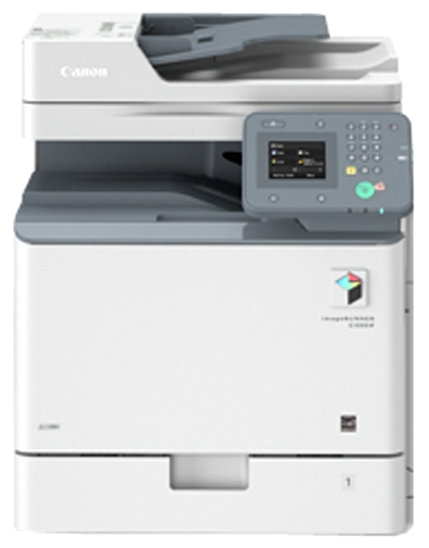 Копир Canon imageRUNNER C1335iF (в комплекте DADF, без тонера) 9576B001