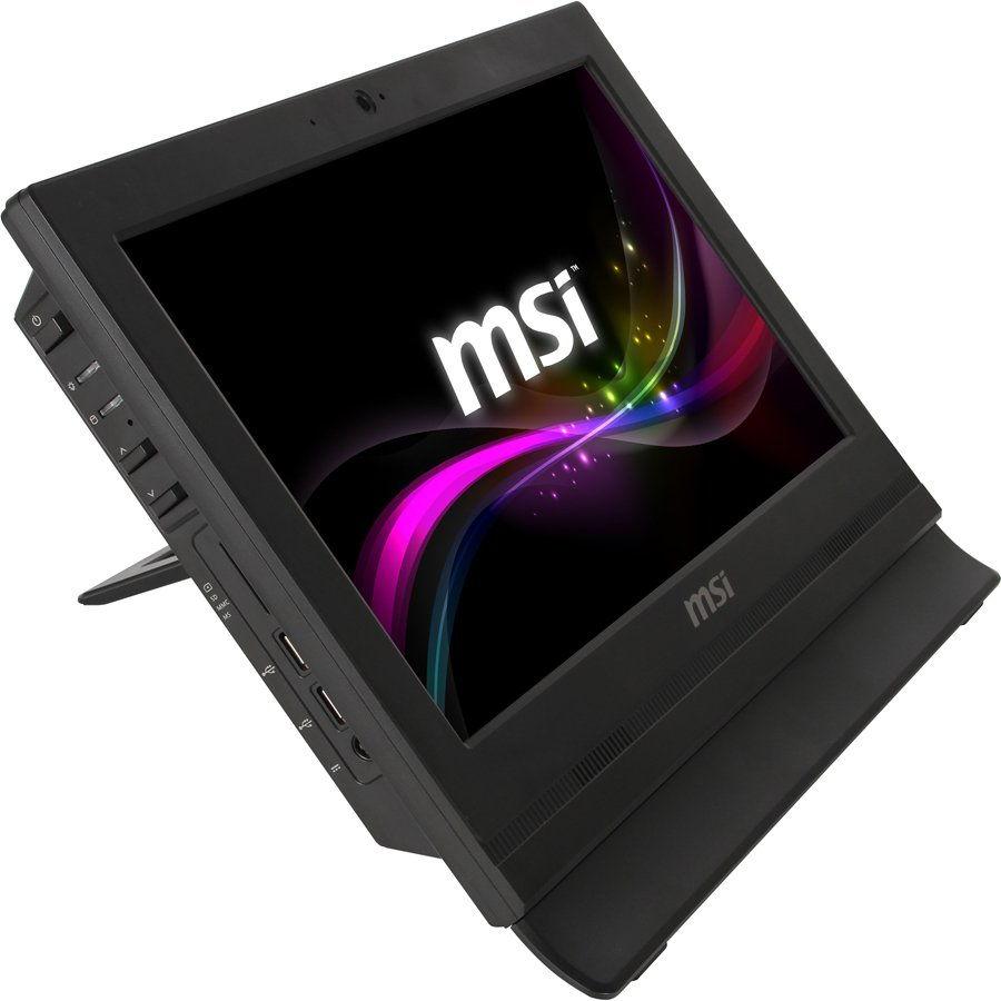 "MSI AP1622ET-035RU, Black - (Intel Celeron 1037U / 1.80 GHz; 4 Гб; 500 Гб; ODD - ODD нет • Экран 15.6"" 1366x768; Intel HD Graphics (интегрированная) • LAN 10-1000 Мбит/с; Wi-Fi 802.11 b/g/n • MS Windows 10 Home (64-bit), версия для одного языка)"