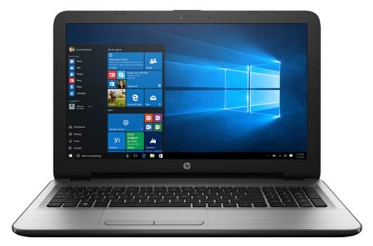 HP 255 G5 (W4M50EA) - (AMD A6 7310 2000 МГц. Экран 15.6 дюймов, 1920x1080, широкоформатный. ОЗУ 4 Гб DDR3L 1600 МГц. Накопители HDD 500 Гб; DVD-RW, внутренний. GPU AMD Radeon R4. ОС Win 10 Pro)