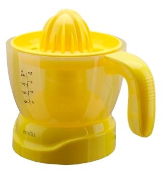 Соковыжималка Smile CP 2613, yellow, 30 Вт