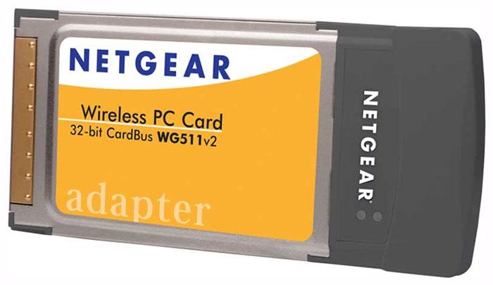 Wi-Fi адаптер NETGEAR WG511 WG511EE