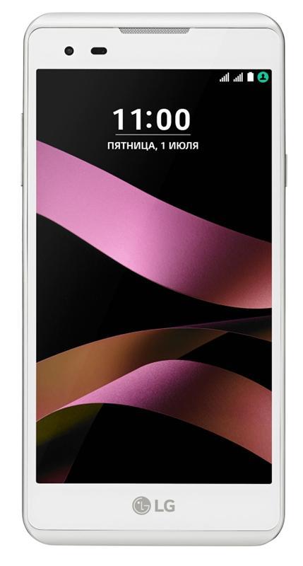 LG X style K200DS 16Gb White - (; GSM 900/1800/1900, 3G, 4G LTE; SIM-карт 2 (nano SIM); Qualcomm Snapdragon 210 MSM8909, 1300 МГц; RAM 1.50 Гб; ROM 16 Гб; 2100 мАч; 8 млн пикс., светодиодная вспышка; есть, 5 млн пикс.; датчики - освещенности, приближения, гироскоп, компас)