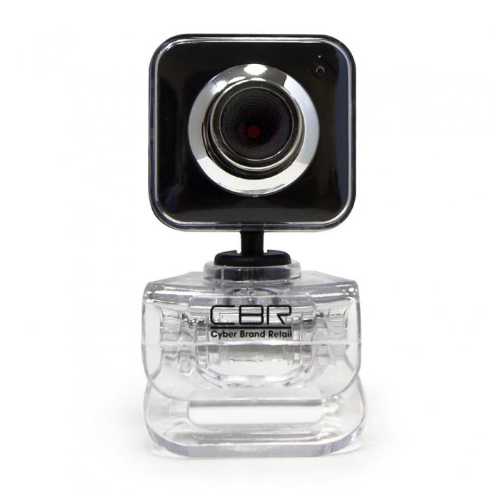 Веб-камера CBR CW-834M Black CW 834M Black