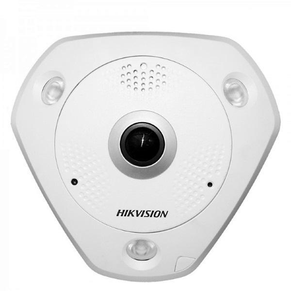 IP-камера видеонаблюдения Hikvision DS-2CD6362F-IVS