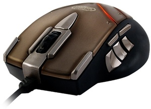 ����������: ���� SteelSeries 62100 World of Warcraft Cataclysm MMO Gaming Mouse - ���������, ���������� ��������, 5000+ dpi, USB
