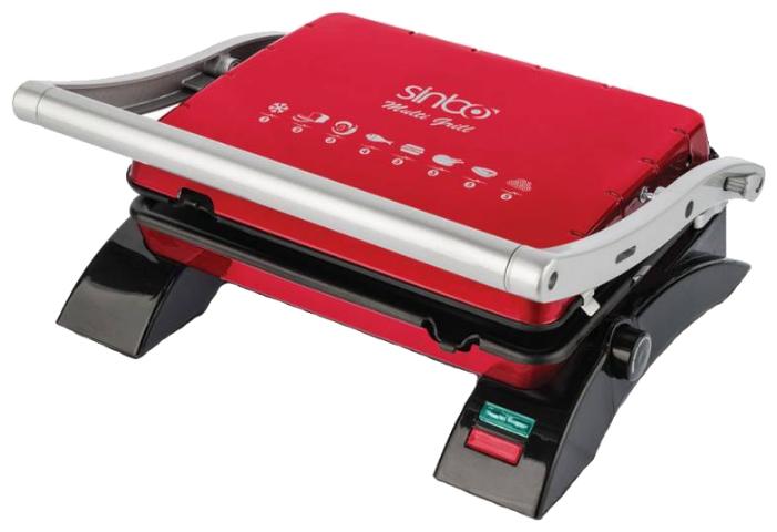 Sinbo SSM-2529 red SSM 2529 красный