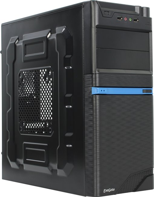ExeGate XP-316 500W Black 275299