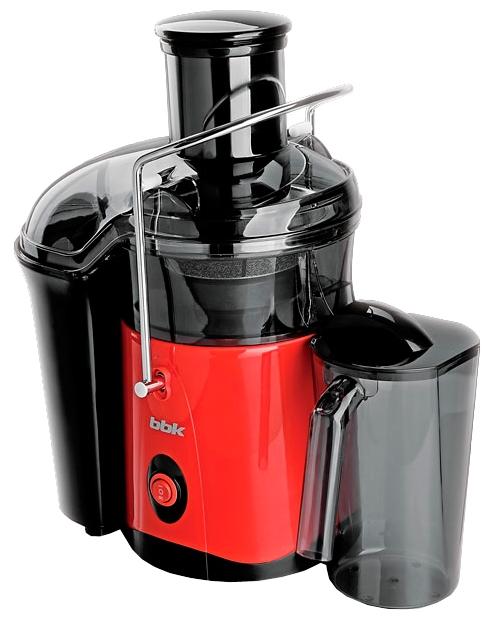 Соковыжималка BBK JC060-H01, black/red, 500 Вт JC060-H01 (Black/Red)