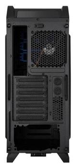 Thermaltake Chaser A31 VP300A1W2N Black - (черный, ATX, mATX, Midi-Tower, БП нет, 3 внутр. 5.25'', 6 внутр. 3.5'', USB 3.0 x2, наушники, микрофон)
