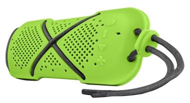 Портативная АС Microlab D22 green