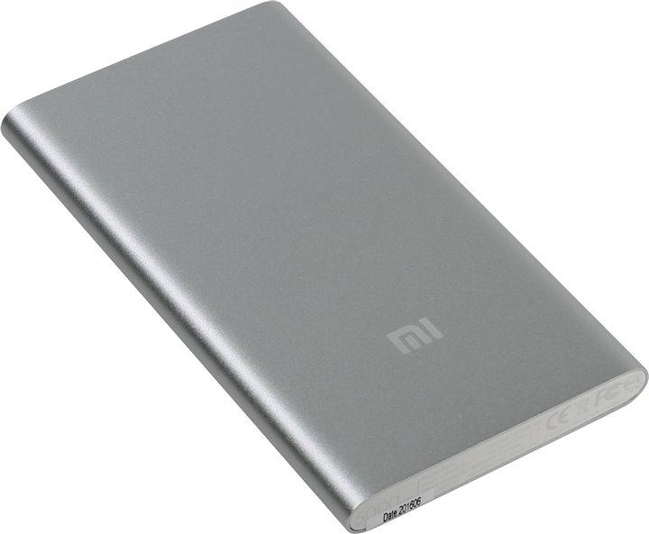 Аккумуляторная батарея Xiaomi Mi Power Bank 5000 (5000 mAh)