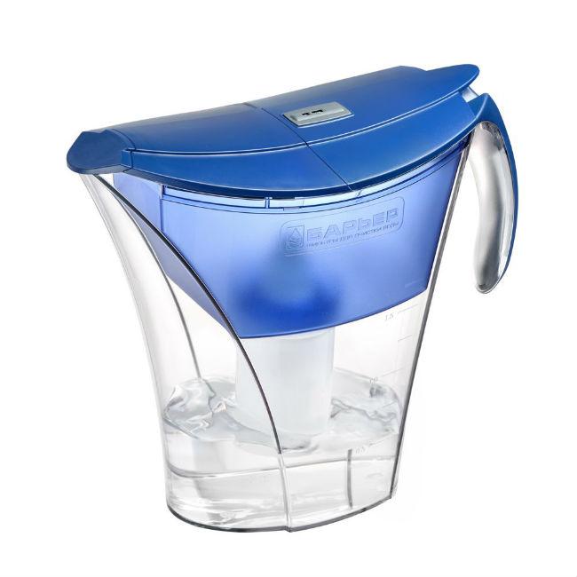 Фильтр для очистки воды Барьер-Смарт, blue К42485