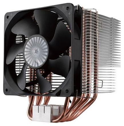 Cooler Master HYPER 612 Ver. 2 - для процессора; сокеты S775, S1150/1155/S1156, S1356/S1366, S2011, AM2, AM2+, AM3/AM3+/FM1, FM2/FM2+