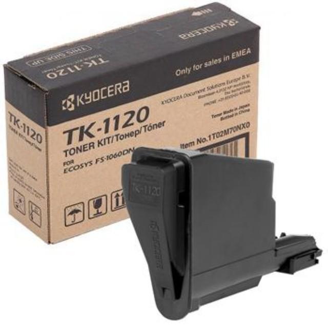 Картридж лазерный Kyocera TK-1120 Black 1T02M70NX0