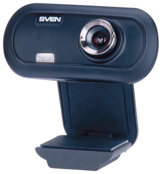 Sven IC-950 HD - 1280x720; CMOS; микрофон встроенный; фокусировка ручная; USB 2.0 SV-0602IC950HD