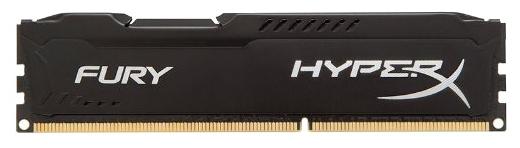 Оперативная память Kingston HX313C9F*/4 black HX313C9FB/4
