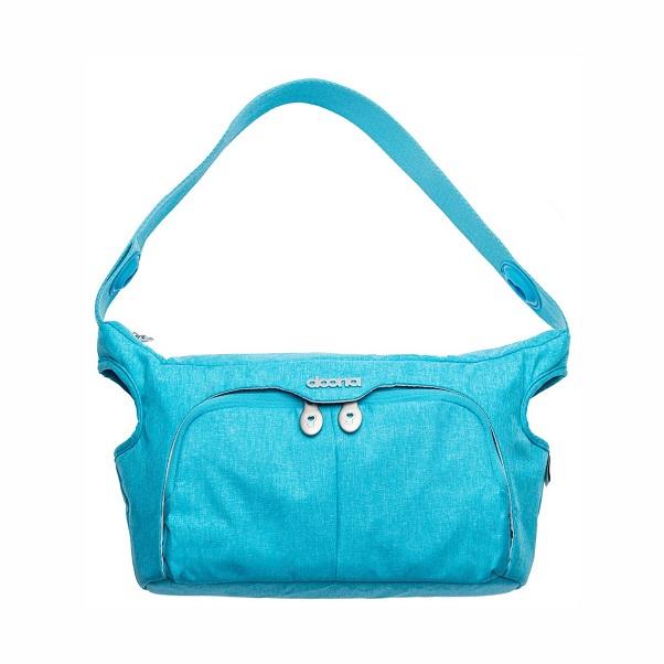 Сумка для мамы Simple Parenting Doona/Sky, blue (текстиль)