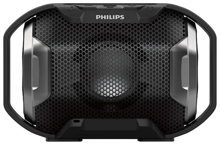 Портативная АС Philips Shoqbox SB300, 4 Вт