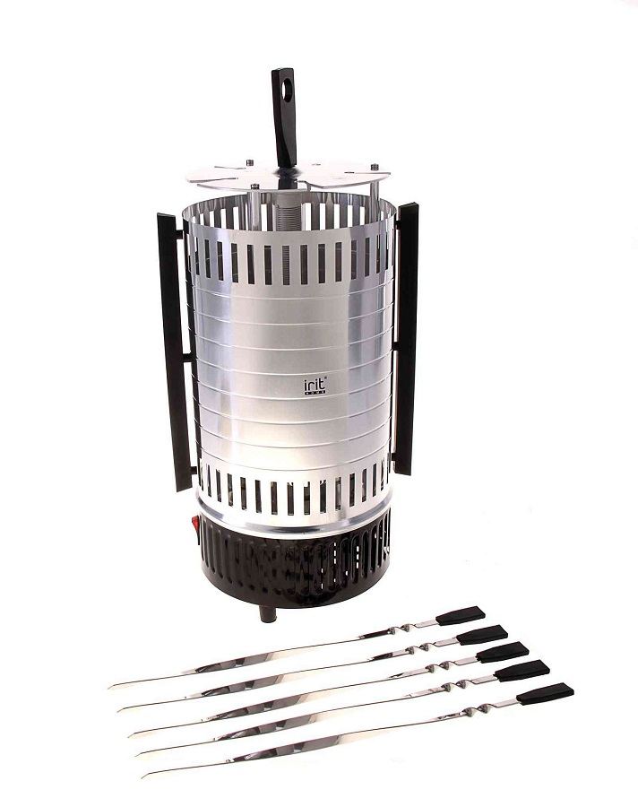 Irit IR-5150 black/steel