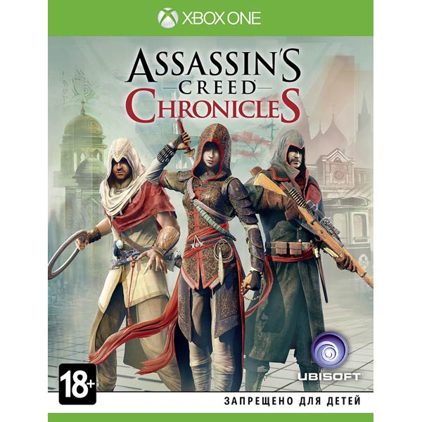 ���� Assassin'Creed Chronicles (Xbox one edition)