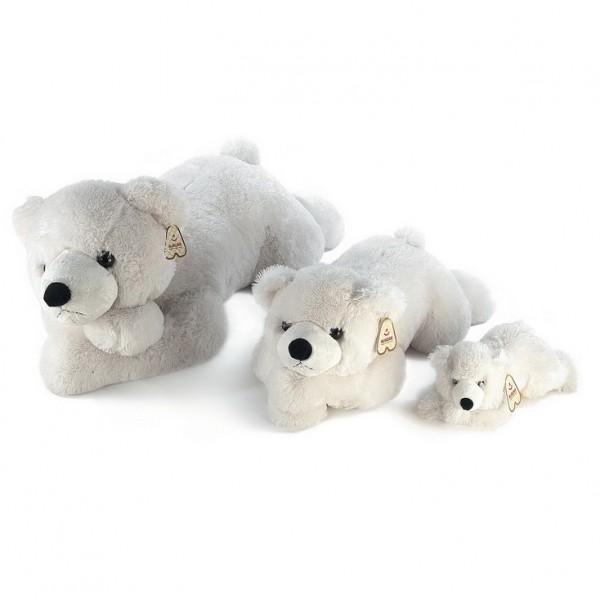 Aurora Hasbro (медведь лежачий) - Медведь; материал(ы) высококачественный плюш и гипoaллepгeнный cинтепoн; возрастная группа 3+