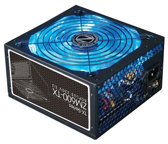 Блок питания Zalman ZM600-TX 600W