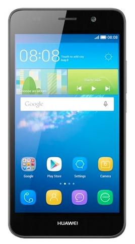 Huawei Ascend Y6 LTE SCL-L21 White - (; GSM 900/1800/1900, 3G, 4G LTE; SIM-карт 1; Qualcomm Snapdragon 210 MSM8909, 1100 МГц; RAM 2 Гб; ROM 8 Гб; 2200 мА?ч; 8 млн пикс., светодиодная вспышка; есть, 2 млн пикс.)