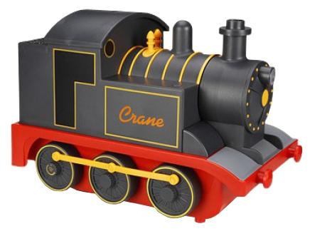 ����������� ������� Crane EE-7272, steam train