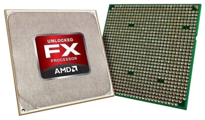 Процессор AMD FX-8350 Vishera (AM3+, L3 8192Kb), OEM